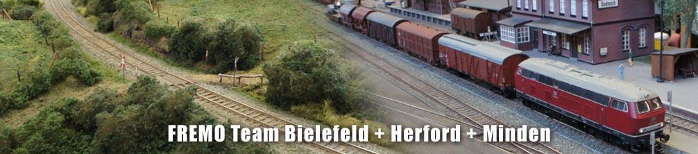 FREMO Team Bielefeld Herford Minden - Portal Banner12