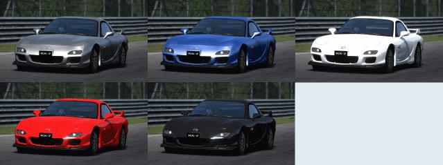 Mazda RX-7 FD3s Spirit R Fd3ste10