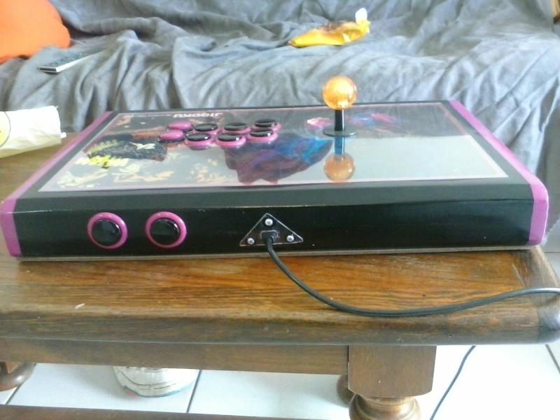 Jigoku Arcade Stick Fin_d10