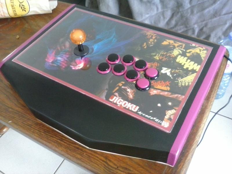 Jigoku Arcade Stick Fin_ds10