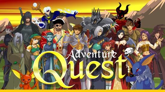 Adventure Quest RP