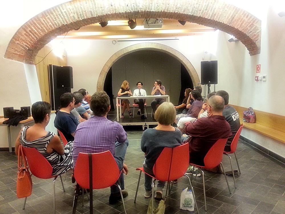 Imagenes del debate del 19 de Septiembre Wp_20110