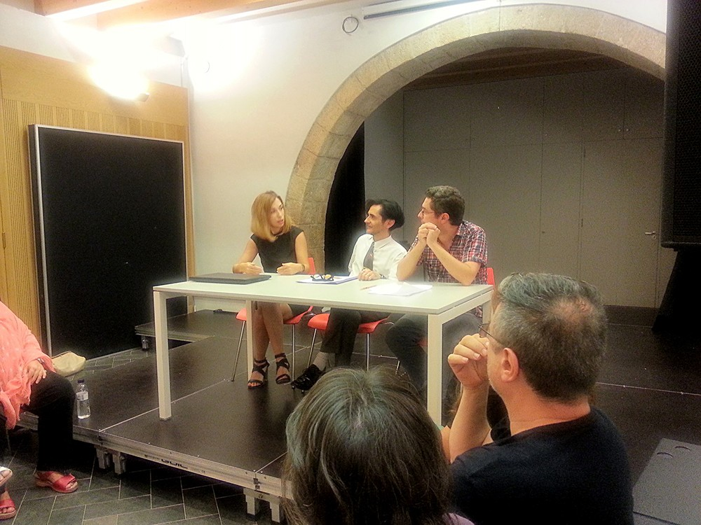 Imagenes del debate del 19 de Septiembre Wp_20112