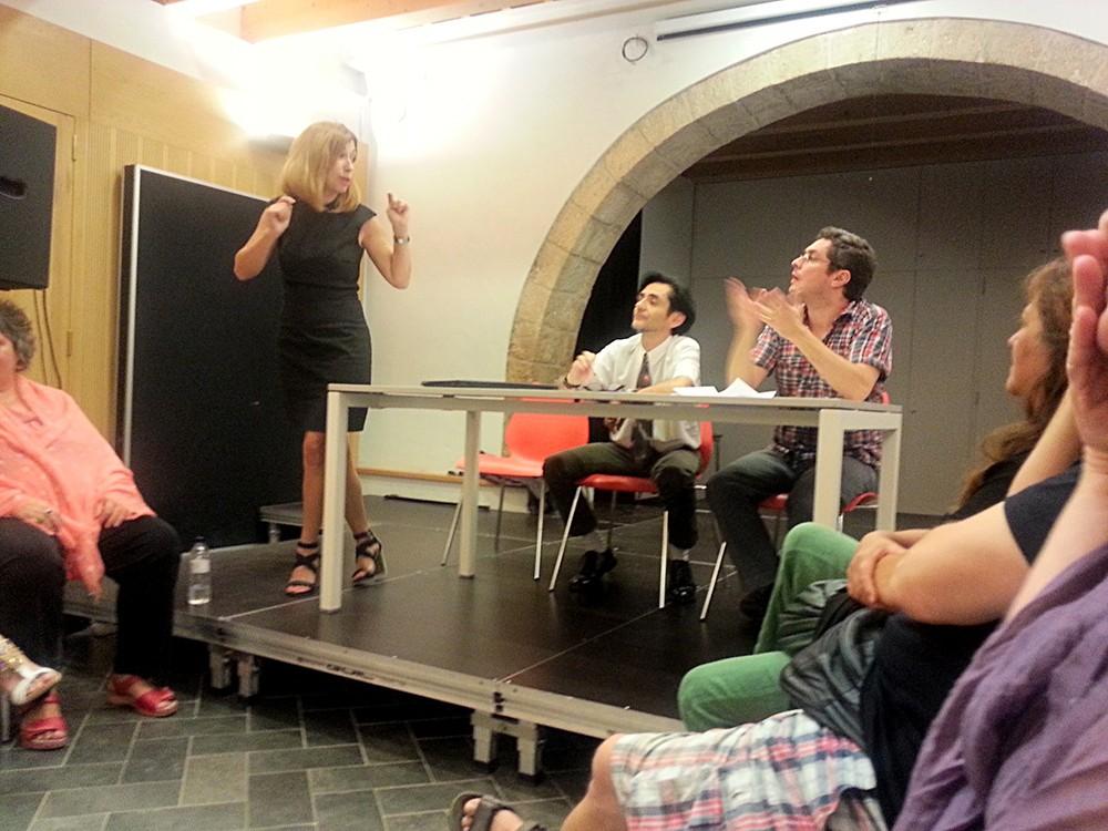 Imagenes del debate del 19 de Septiembre Wp_20113