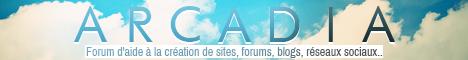 Forum gagnant est ?]pour le forum de la semaine no 223 Arcadi12
