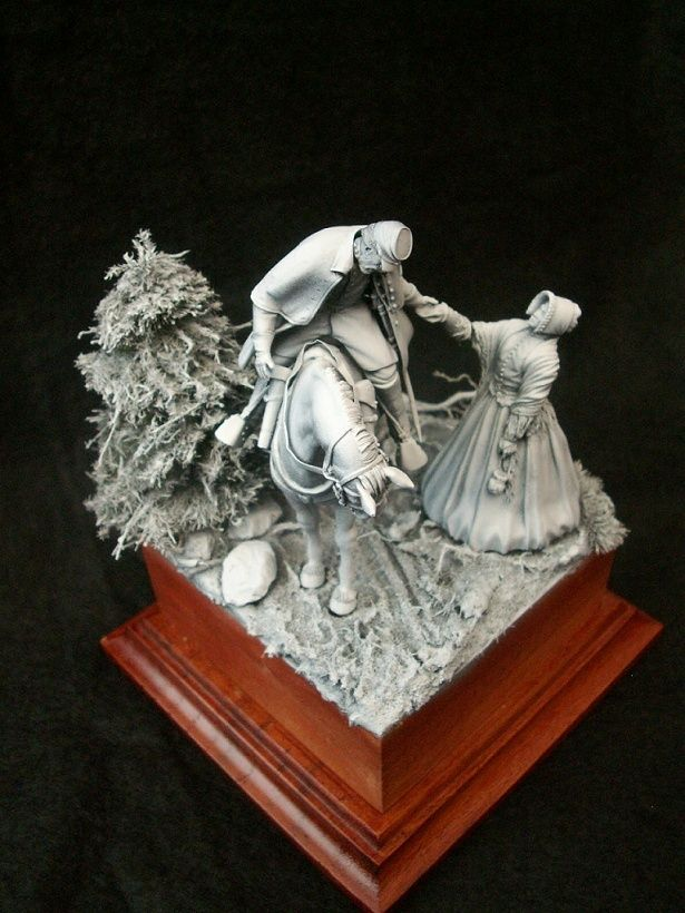 """""""The last goodbye"""" Kings figurine,série Nord-Sud 54mm Pict2013"""