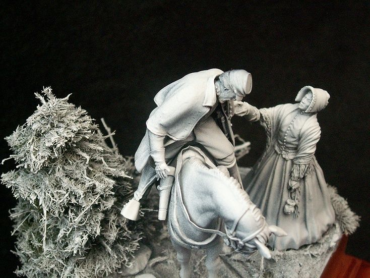 """""""The last goodbye"""" Kings figurine,série Nord-Sud 54mm Pict2112"""