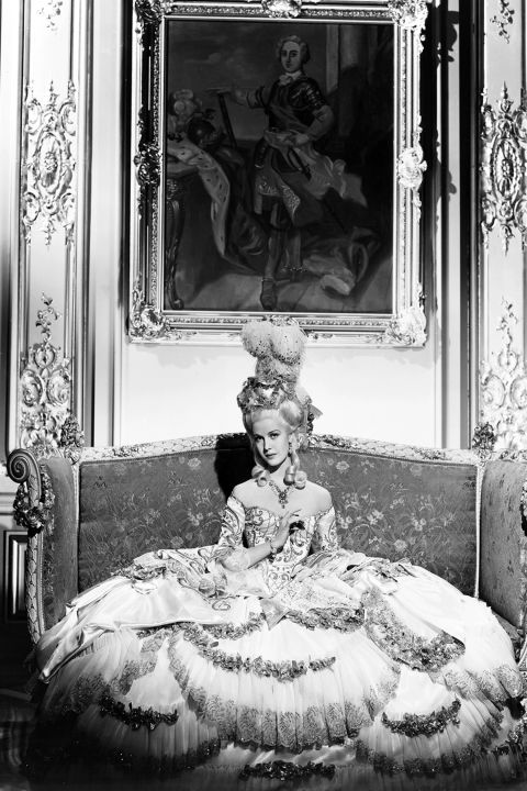 Madame du Barry de William Dieterle (1934) avec Anita Louise Hbz-ma10