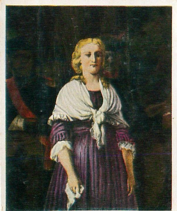 Marie-Antoinette par Delaroche Hooded11