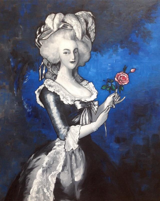 Variations sur le portrait à la rose - Page 6 Marie_10