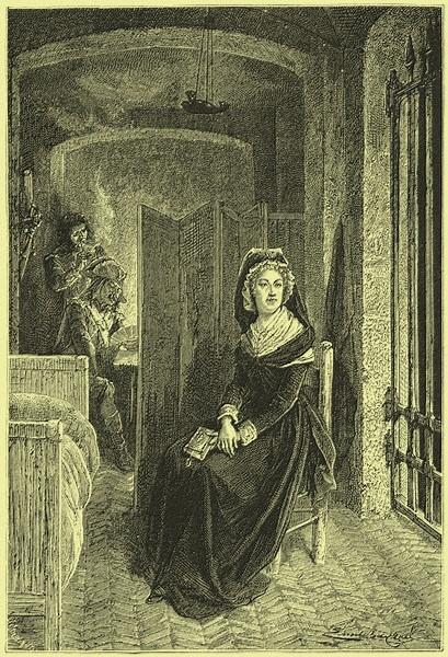 La Conciergerie : Marie-Antoinette dans sa cellule. - Page 3 Zcpnci10