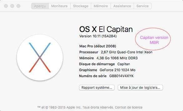 Os x El Capitan est sur APP-Store - Page 2 Capita10