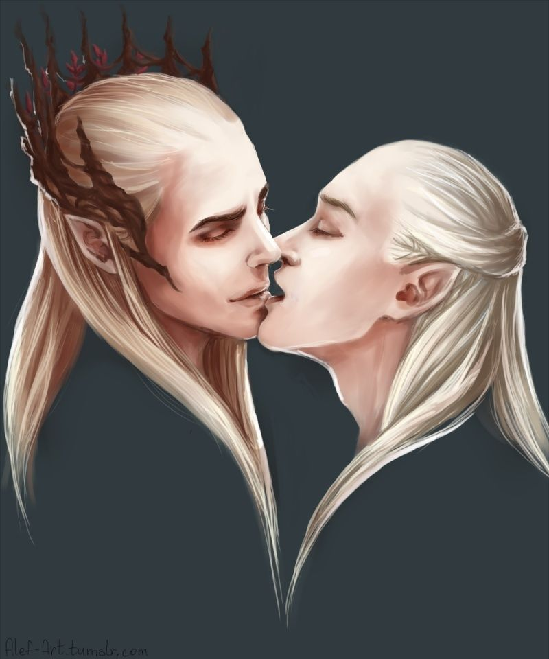 Prince Legolas' daydreams & fantasies Elvenk10