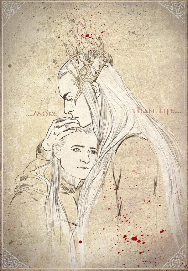 Prince Legolas' daydreams & fantasies More_t10