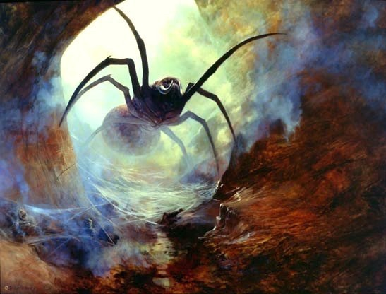 Hymn to Ungoliant Wirilomë Tumblr12