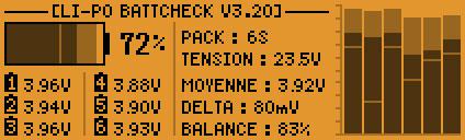 [LUA / DOWNLOAD] Un testeur de batterie sur la radio. - Page 7 Screen14