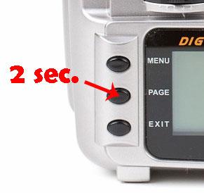 [LUA / DOWNLOAD] Un testeur de batterie sur la radio. - Page 7 Touche10