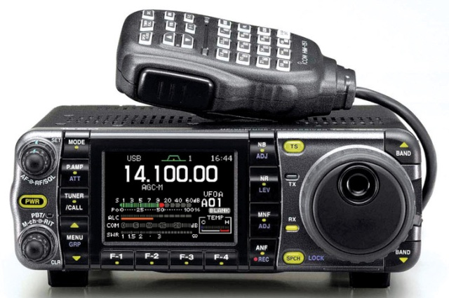 Icom IC-7000 0700lr10