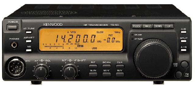 Kenwood TS-50 0868b10