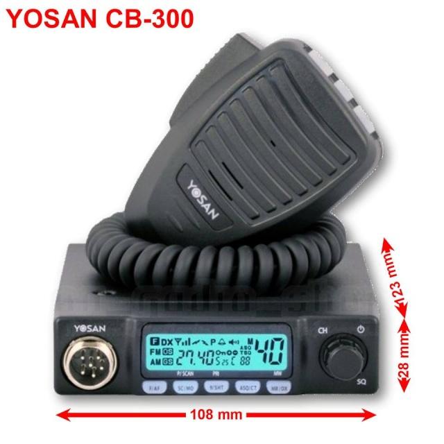 Yosan CB-300 (Mobile) 11800210