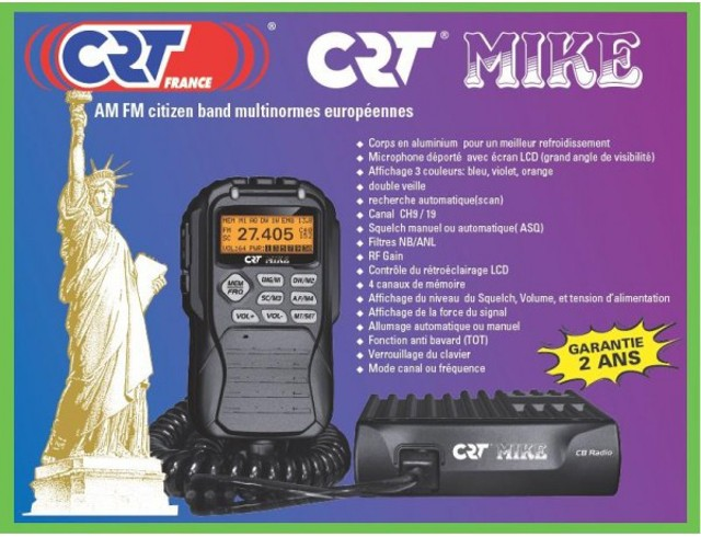 CRT Mike (Mobile) 1764-t10