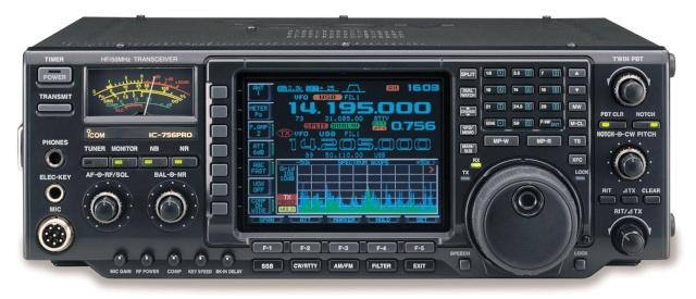 Icom IC-756 Pro 4019lr10