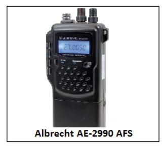 Albrecht AE 2990 AFS (Portable) Albrec11
