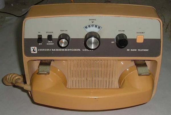 Johnson Messenger 130A (CB Radio Telephone) B1446110