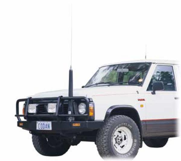 Antennes pour le désert (Safari (4x4) Codan-11