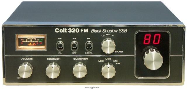 Colt 320 FM Black Shadow SSB (Mobile) Colt_311