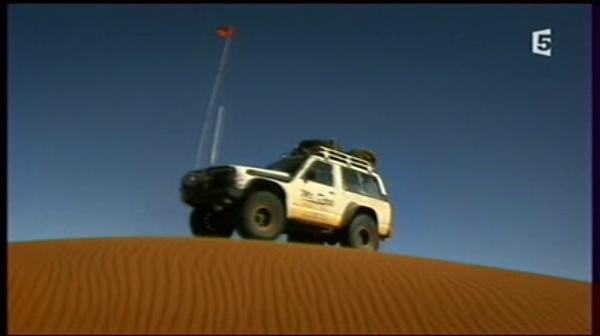 Antennes pour le désert (Safari (4x4) Desert10