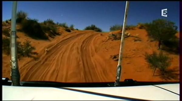 Antennes pour le désert (Safari (4x4) Desert11