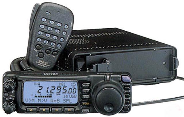 Yaesu FT-100D Ft-10010