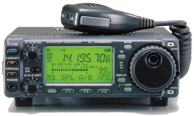 Icom IC-706MKIIG Icom-i10