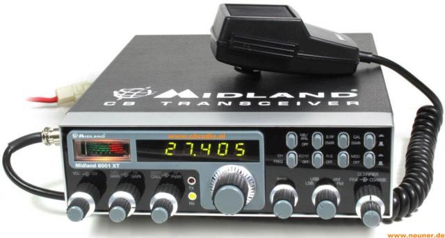 Midland Alan 8001 XT (Mobile) Midlan16
