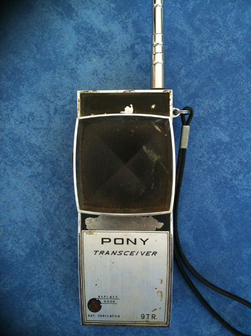 Pony CB 16 (Portable) Pony-t10