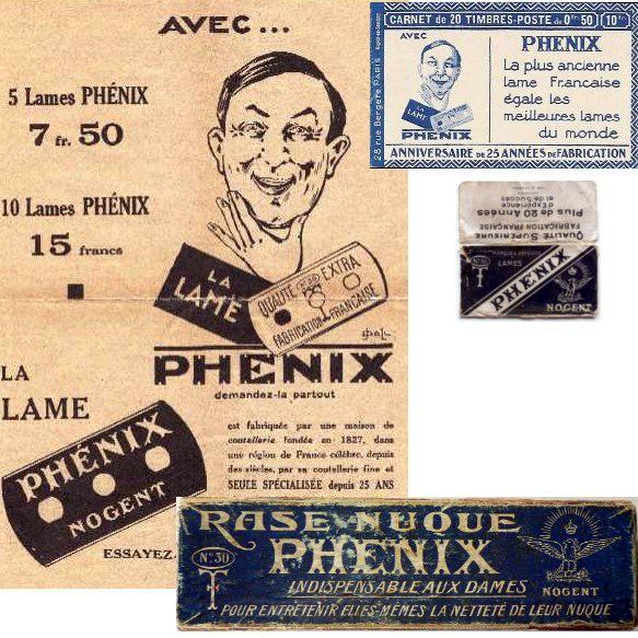 Rasoir Phenix, dans l'ombre ... Phenix10