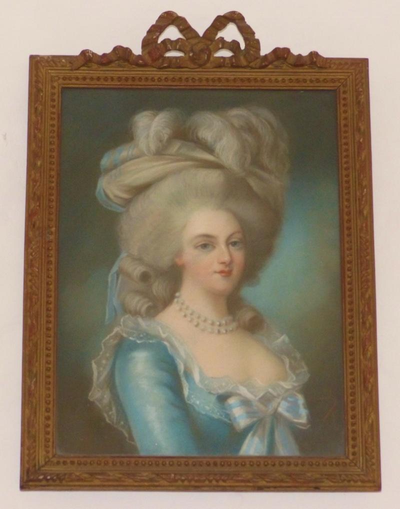 A vendre: tableaux Marie-Antoinette, Versailles et XVIIIe siècle 13407310