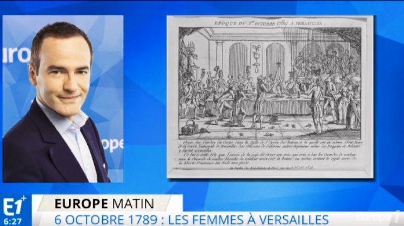 Franck Ferrand sur les femmes à Versailles  Zv10