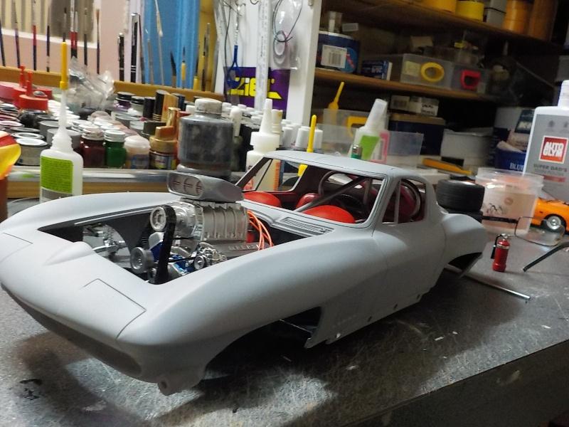 1/12 Vette  Paint and mock-up Dscn1913