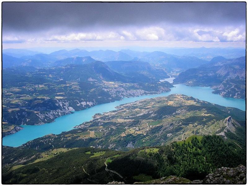Lac de Serre Ponçon P5200210