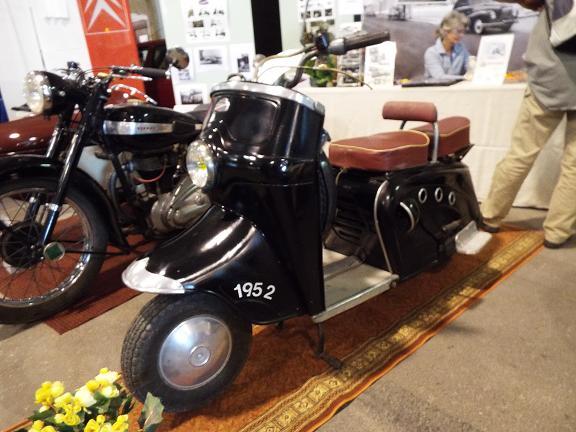 Auto Moto Retro de Rouen Dscf0625