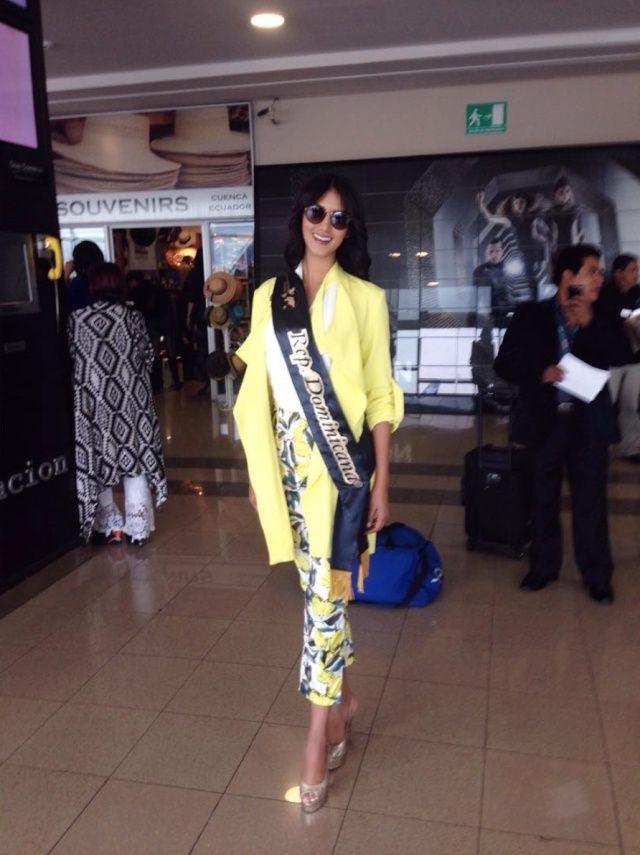 Kimberly en Miss Continentes Unidos Screen20
