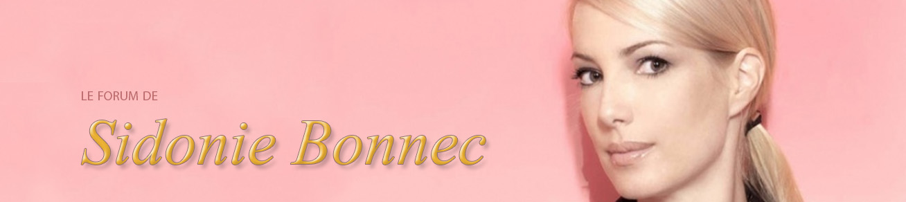 Sidonie Bonnec : Présentatrice et journaliste
