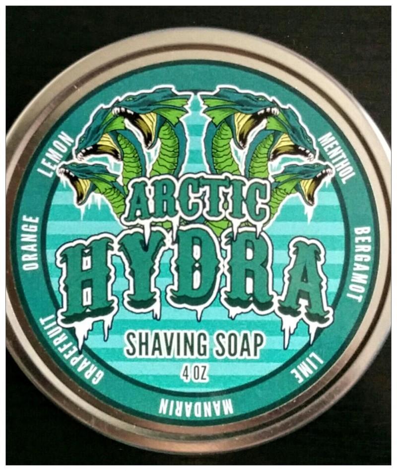 "Revue Dr Jon's ""Hydra Artic"" Pixlr10"