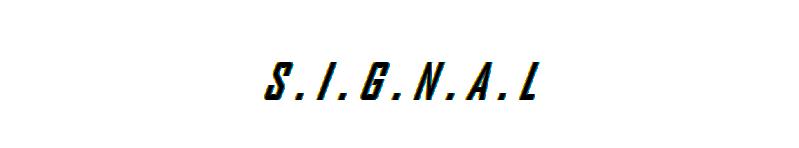 S . I . G . N . A . L Captur17