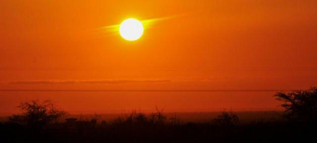 Provano a dimagrire fissando il sole 70427410