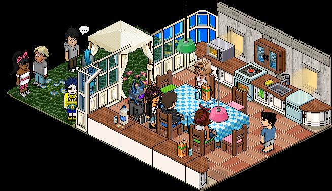 [ALL] Affare Stanza Cucina del Cottage Affare10