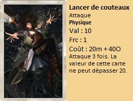 Liste des cartes Illusion Lancer10