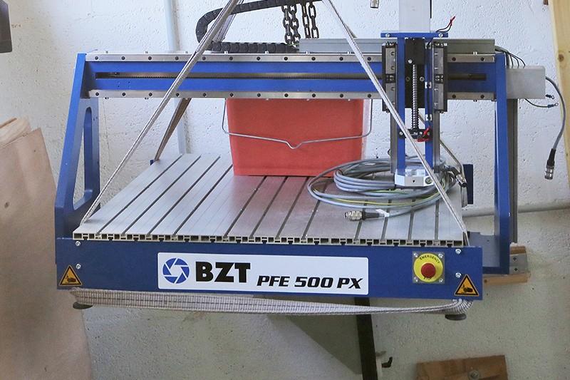 Installation BZT PFE500-PX 20_sep17